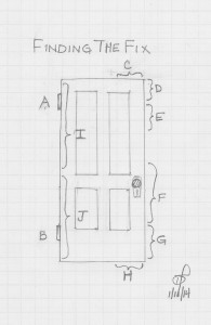 Door Repair How To Fix A Ghost Door You Don T Need A